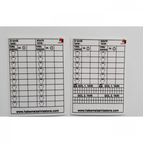 Card Label Pack